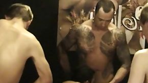 Anal Orgy, Bareback, Gay, Twink