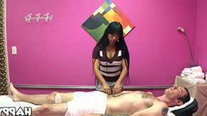 The Masseuse, Asian Granny, Asian Mature, Asian Old and Young, Black, Black Teen
