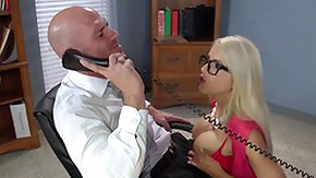 Boss, Babe, Big Tits, Blonde, Blowjob, Boss