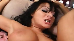 Sandra Romain, 3some, Anal, Assfucking, Big Tits, Boobs