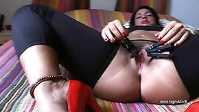 Stretch, Anal, Anal Toys, Assfucking, Babe, Brunette