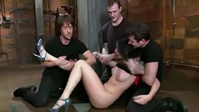 HD Aria Aspen tube Doll Aria Aspen got into disposal of character of perverse studs that didn't let her away before the coming group-fucked that body crazily up to absolute