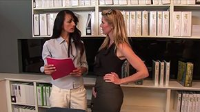 Free Jasmine Jem HD porn videos Dolls Autumn Moon Jasmine Jem are playing ardent seduction games right amid office hoping to end up with item more turning on than