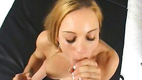 Kirra Lynne, Big Clit, Big Cock, Blonde, Blowjob, Clit