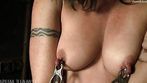 Dungeon, Babe, BDSM, Brunette, Fetish, High Definition