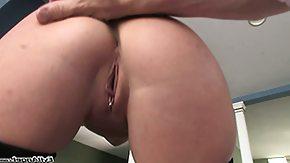 Joey Silvera, Ass, Blonde, Blowjob, Leggings, POV
