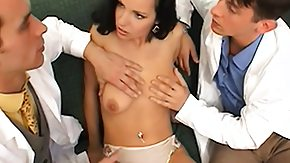 Doctor High Definition sex Movies Scrumptious and highest sexy female gets teased and stroked by two doctors