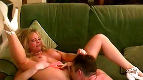 Free Nina Ferrari HD porn videos Cock-lusty MILF Nina Ferrari shows a younger stallion how to fuck