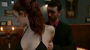 Iona Grace, 10 Inch, BDSM, Bend Over, Big Cock, Big Natural Tits