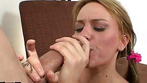 Holly Wellin, Babe, Big Cock, Blonde, Blowjob, Cum Drinking