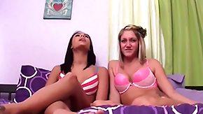 Free Ballbusting HD porn Twisted female sluts femdom compilation
