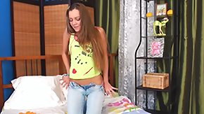 Croatian, 18 19 Teens, Babe, Barely Legal, Bed, Big Cock