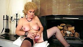 Grandma, Big Natural Tits, Big Nipples, Big Pussy, Big Tits, Boobs