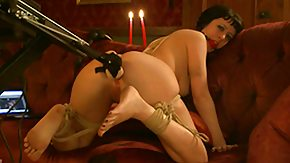 BDSM HD porn tube Late Night Impromptu machine fucking
