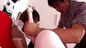 Amami Tsubasa, Asian, Blowjob, Cum, Cute, Deepthroat
