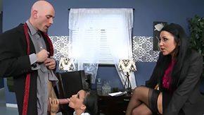 Audrey Bitoni, 3some, Angry, Big Cock, Big Natural Tits, Big Nipples