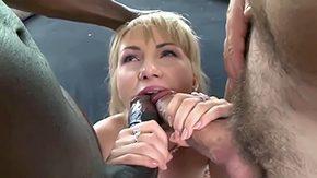 Sasha Blond, Adorable, American, Babe, Ball Licking, Big Tits