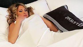 Bed, Amateur, Banana, Bed, Blonde, Cunt
