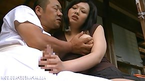 Milf, Blowjob, Brunette, Handjob, Japanese, Mature