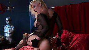Tristyn Kennedy, Bed, Bedroom, Blonde, Fucking, Hardcore