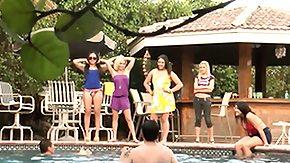 CFNM, Babe, Bikini, CFNM, Dominatrix, Femdom