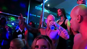 Party Club, Amateur, Angry, Blowjob, CFNM, Club