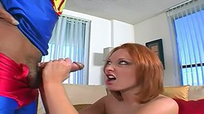 Pale Redhead, Adorable, Allure, American, Ball Licking, Big Ass