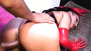 Anna Rose High Definition sex Movies Latex fetish star Anna Rose gathers screwed hard and fast by a big bat