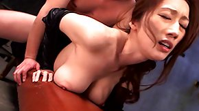 Latex, Asian, Basement, Big Tits, Blowjob, Brunette