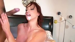Cum Drenched, 10 Inch, Ball Licking, Beauty, Bend Over, Big Cock