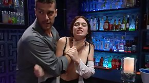 Angry, Angry, Bar, Bitch, Blowjob, Brunette