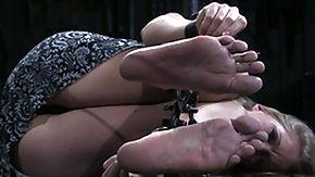 Dia Zerva, Asshole, BDSM, Bondage, Bound, Clit