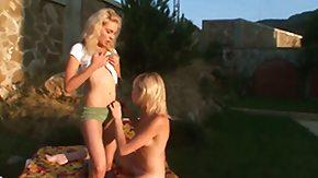 Vika, Banging, Big Cock, Big Pussy, Blonde, Blowbang