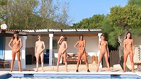 Vika, Big Ass, Big Natural Tits, Big Nipples, Big Pussy, Big Tits