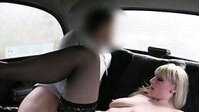 Taxi, Anal, Ass, Assfucking, Blonde, Blowjob