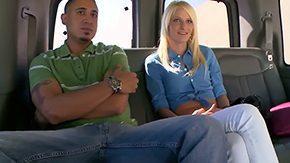 Tango, Bitch, Blonde, Boobs, Bus, Car