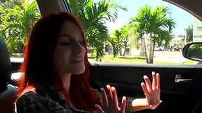 Free Andrea Skye HD porn Bruno stopped his car picked up this beautiful redhead playgirl who was on her way to god knows where they started talkingHer name was Andrea that babe started to