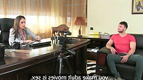 Free Femaleagent HD porn Femaleagent video: Lascivious Jane - Giany