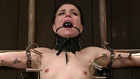 Latex High Definition sex Movies Femdom lesbian tortures her subby