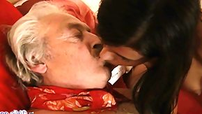 Old Man, 18 19 Teens, Barely Legal, Blowjob, Boobs, Dad and Girl