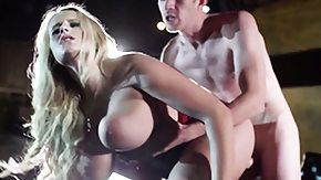 Angel Wicky, Big Cock, Big Tits, Blonde, Blowjob, Boobs