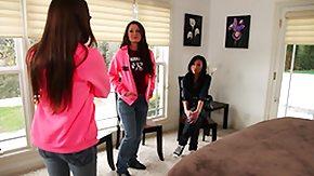 Lesbian, Asian, Asian Lesbian, Asian Teen, Best Friend, Boobs