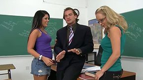 Jessica Moore, 10 Inch, American, Babe, Big Ass, Big Cock
