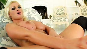 Solo Pussy, Babe, Big Pussy, Big Tits, Blonde, Boobs