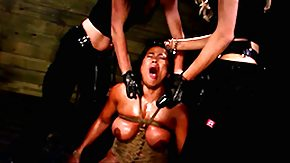 Villa, BDSM, California, High Definition, Lesbian, Lesbian Strapon