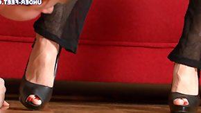 Best Slave, BDSM, Boots, Brunette, Femdom, Heels