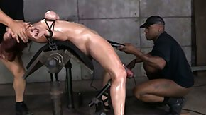 Bella Rossi, 3some, BDSM, Big Tits, Boobs, Brunette