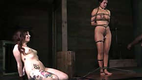 Free Penny Barber HD porn Bondage fastening devices sub Penny Barber pussy shocked