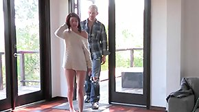 Kierra Winters, Babe, Barely Legal, Bed, Bedroom, Blowjob