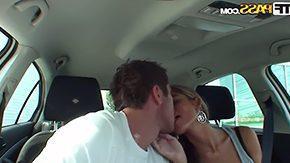 Nessa Devil, Ball Licking, Banging, Blowjob, Choking, Cum
